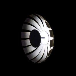 LED-Designer-Deckenleuchte Loto, anthrazit, 20 cm