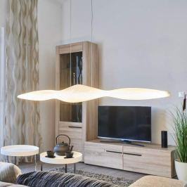 3D-Druck-Hängeleuchte Feliciano mit LEDs
