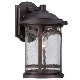 Robust gearbeitete Außenwandlampe Marblehead