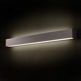 Aluminium-Wandleuchte TIN Länge 119,8 cm