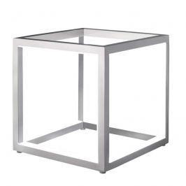 Delux - LED-Tischleuchte in Würfelform, 20 cm