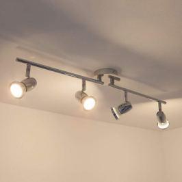 Vierflammige GU10-LED-Deckenlampe Arminius