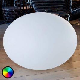 Imposante LED-Dekorationsleuchte Flatball XL