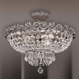 Exquisite Deckenlampe Kaia m. Kristallen
