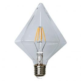 E27 3,2W 827 LED-Lampe, diamantenförmig