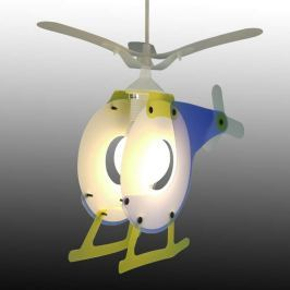 Hängeleuchte Hubschrauber für Kinder