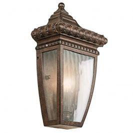 Ansprechend designte Außenwandlampe Venetian Rain