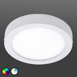 Eglo Connect Fueva-C Deckenlampe rund 30cm weiß