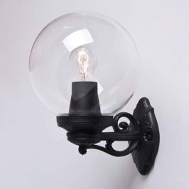 Außenwandlampe Globe 250 Range - Diffusor klar