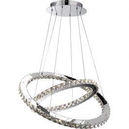 Kristallhängeleuchte Marilyn mit LED