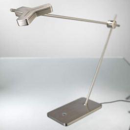Erstklassige LED-Tischleuchte MOX M3010 nickel