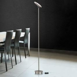 Dimmbare LED-Stehleuchte Sabira