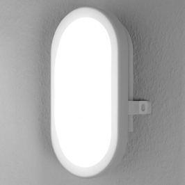 OSRAM Bulkhead LED-Außenwandlampe 11W in Weiß