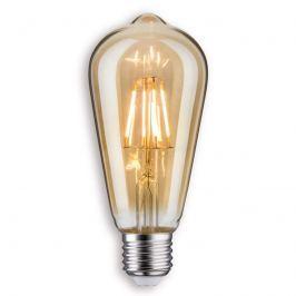 Paulmann LED-Rustikalampe E27 5W in Gold