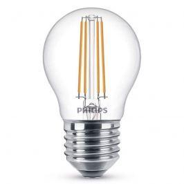 E27 P45 5W LED-Tropfenlampe 2.700 K, dimmbar, klar