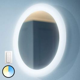 Philips Hue Adore LED-Spiegel inkl. Dimmschalter