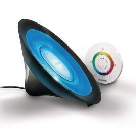Philips LivingColors Aura LED-Tischleuchte schwarz