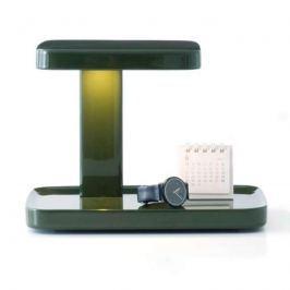 FLOS Piani - LED-Designer-Tischleuchte in Grün