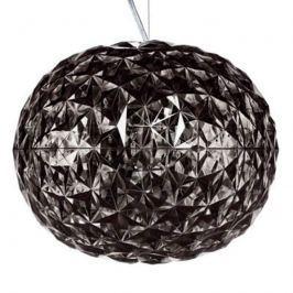 Kartell Planet - LED-Pendellampe, rauchgrau