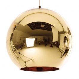 Tom Dixon Copper Bronze - Kugel-Hängeleuchte 40cm