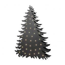 Baum-Dekorationsleuchte Blacky Höhe 66 cm