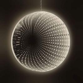 Durchmesser 20 cm - LED-Spiegel Infinity