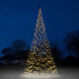 Fairybell® Weihnachtsbaum, 8 m, 1500 LEDs blinkend