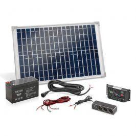 Inselsystem 20 W Solar-Stromset