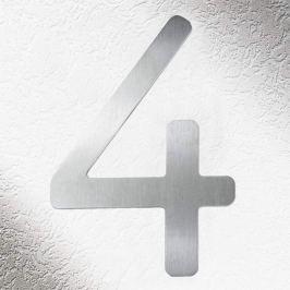 Hochwertige Hausnummern aus Edelstahl 4
