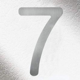 Hochwertige Hausnummern aus Edelstahl 7