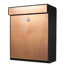 Kupfer-Briefkasten Grundform