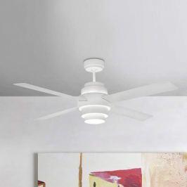 Effizienter Deckenventilator Disc mit LED