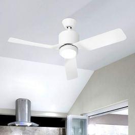 Fernbedienbarer Deckenventilator Vera m. LED