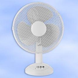 29 cm Durchmesser - Tischventilator Stratos, weiß