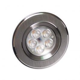 Enna - dimmbarer LED-Einbaustrahler rund 10,4 cm