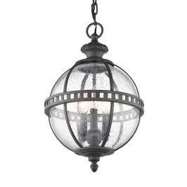 Außenhängeleuchte Halleron im viktorianischen Stil