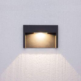 3 W LED-Einbau-Wandleuchte Mitja, IP65