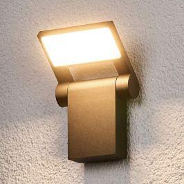 Bewegliche LED-Außenwandlampe Marius