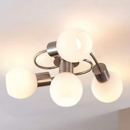 Formschöne LED-Deckenlampe Ciala