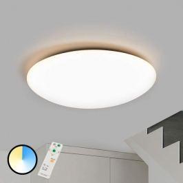 Dimmbare LED-Deckenlampe Joel, Lichtfarbe variabel