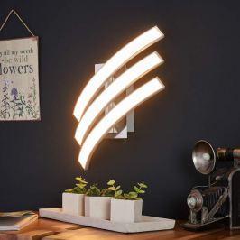 Dreiflammige LED-Wandleuchte Largo