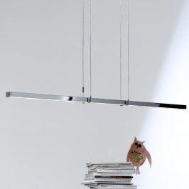 ANTA Tieso Tender LED-Hängelampe chrom pol. 165cm
