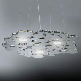 Einzigartige LED-Hängeleuchte Bolle