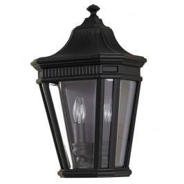 Fein gearbeitete Außenwandlampe Cotswold Lane