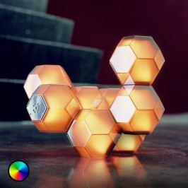 Außergewöhnliche LED-Tischleuchte Crystal