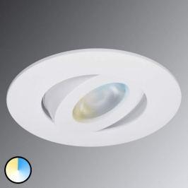 Runa LED-Einbauspot WiZ weiß schwenkb.