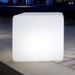 Hochwertige Würfelleuchte Cube, 45 cm