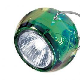 Fabbian Beluga Colour - Hängeleuchte, grün