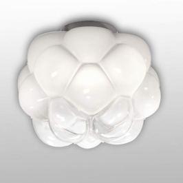 Fabbian Cloudy - LED-Deckenlampe Wolkenform 26 cm