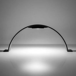 Designer-LED-Tischlampe Omega, schwarz